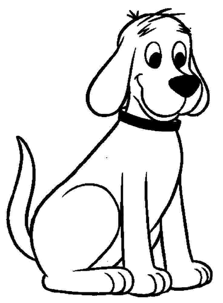 clifford coloring page clifford coloring pages coloringpages1001com coloring page clifford