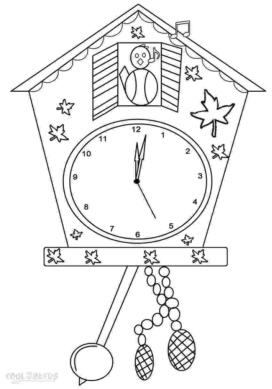 clock coloring page free printable clock coloring pages for kids coloring page clock