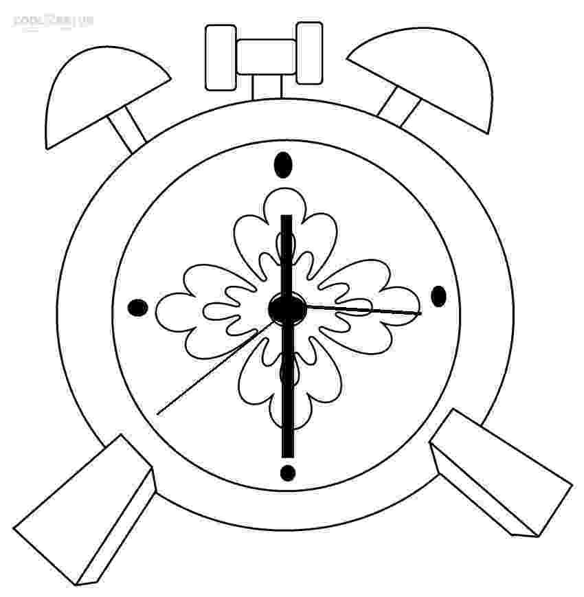 clock coloring page printable clock coloring pages for kids cool2bkids coloring page clock