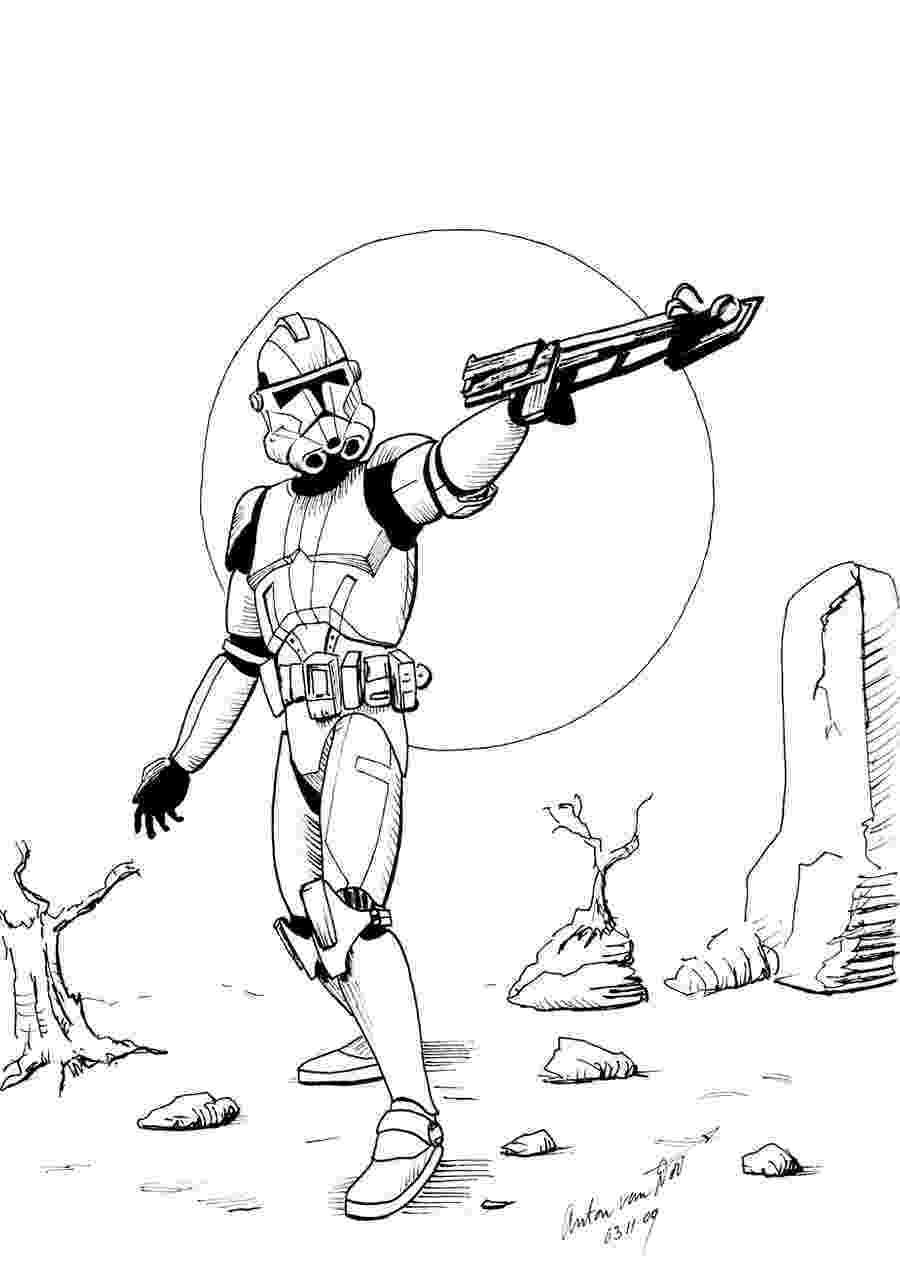 clone trooper coloring page 14 clone trooper coloring pages print color craft coloring trooper page clone