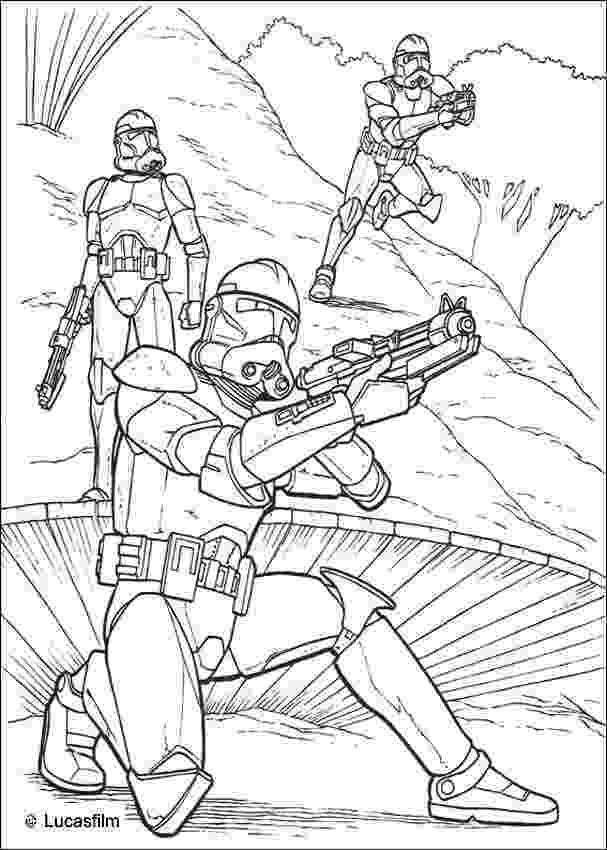 clone trooper coloring page plants vs zombies coloring pages all plants coloringsnet trooper coloring clone page