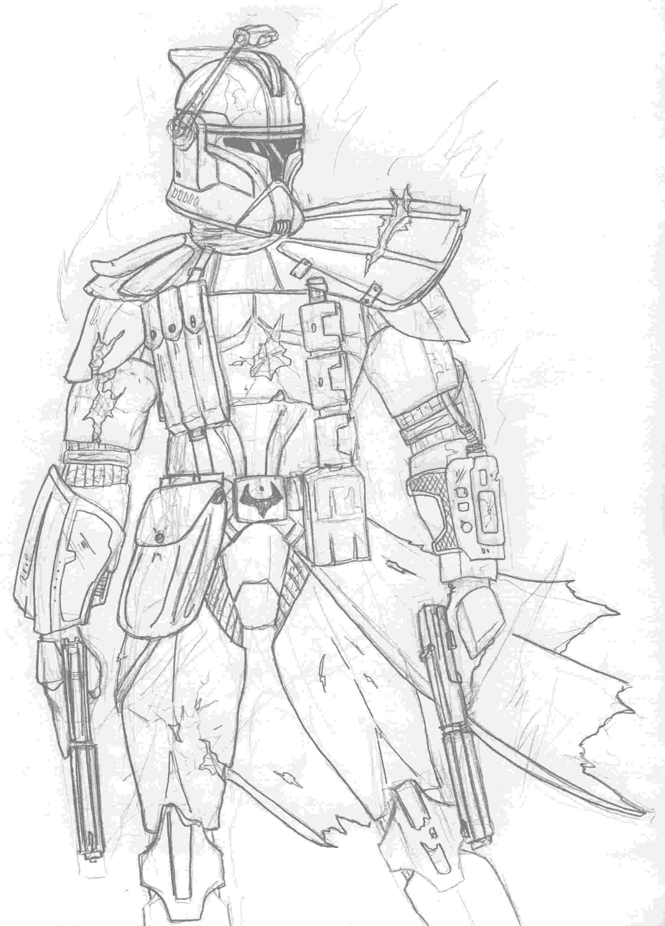 clone trooper coloring page star wars clone trooper coloring pages coloring home coloring trooper clone page