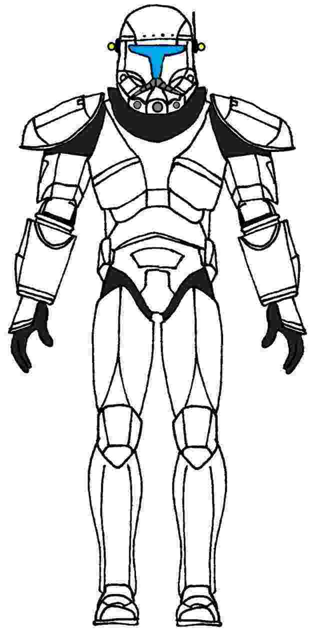 clone trooper coloring page star wars clone trooper coloring pages coloring home trooper clone coloring page