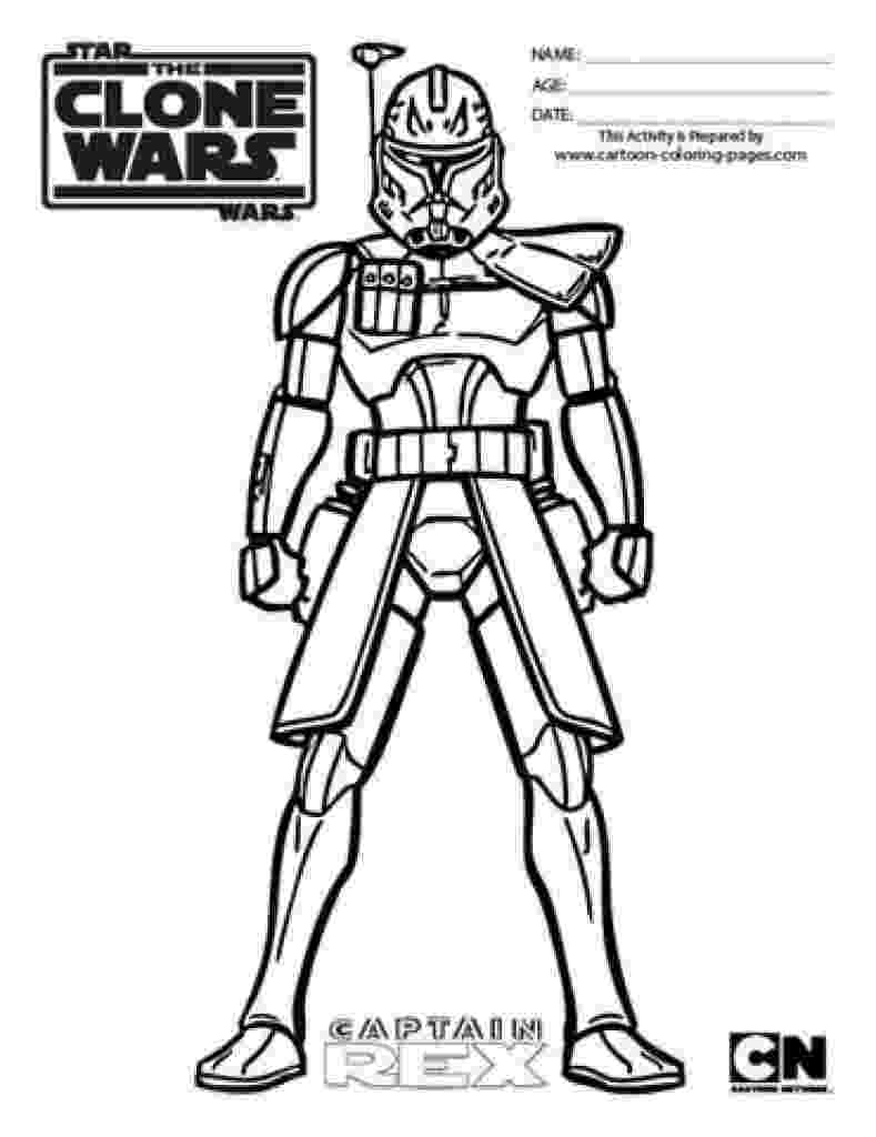 clone trooper coloring page star wars clone wars coloring pages getcoloringpagescom trooper clone page coloring