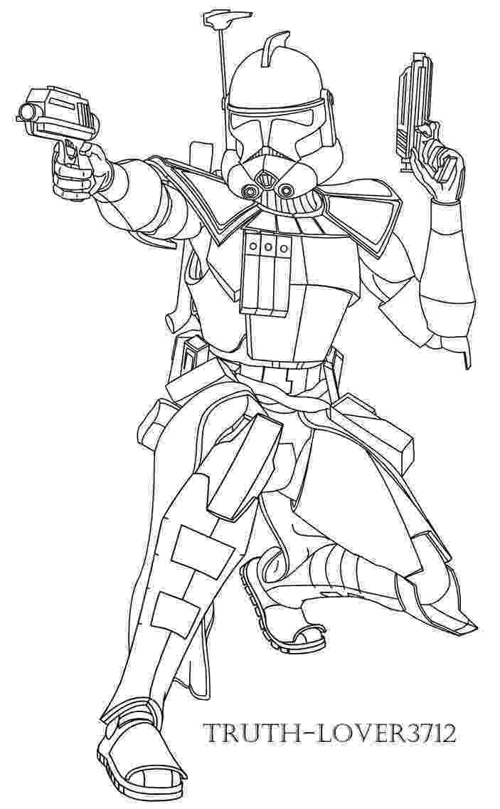 clone trooper coloring pages arc trooper colouring page by truth lover3712 on deviantart coloring pages trooper clone