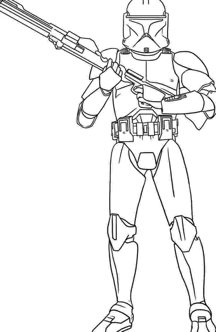 clone trooper coloring pages star wars clone trooper drawings 1 custome design trooper coloring clone pages