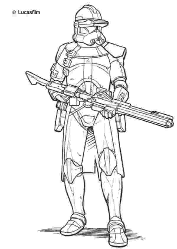 clone trooper coloring pages stormtrooper coloring pages coloring home clone coloring trooper pages