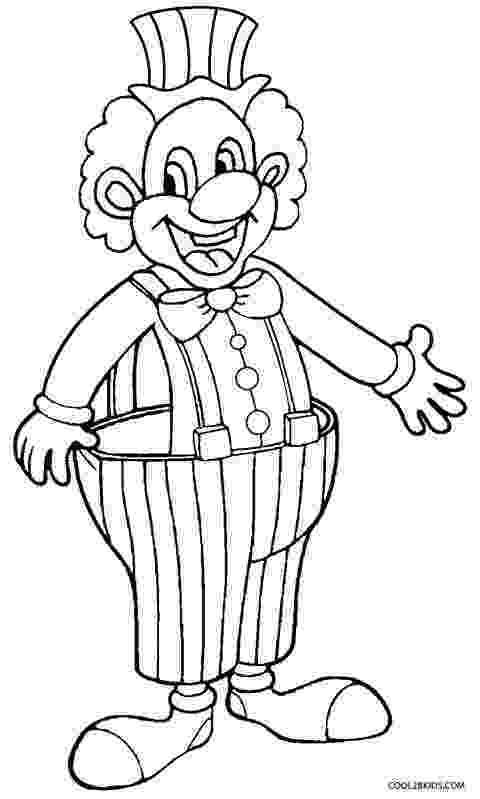 clown coloring pictures clown coloring pages 360coloringpages clown pictures coloring