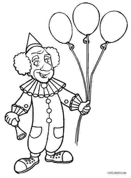 clown coloring pictures free printable clown coloring pages for kids coloring pictures clown 1 1
