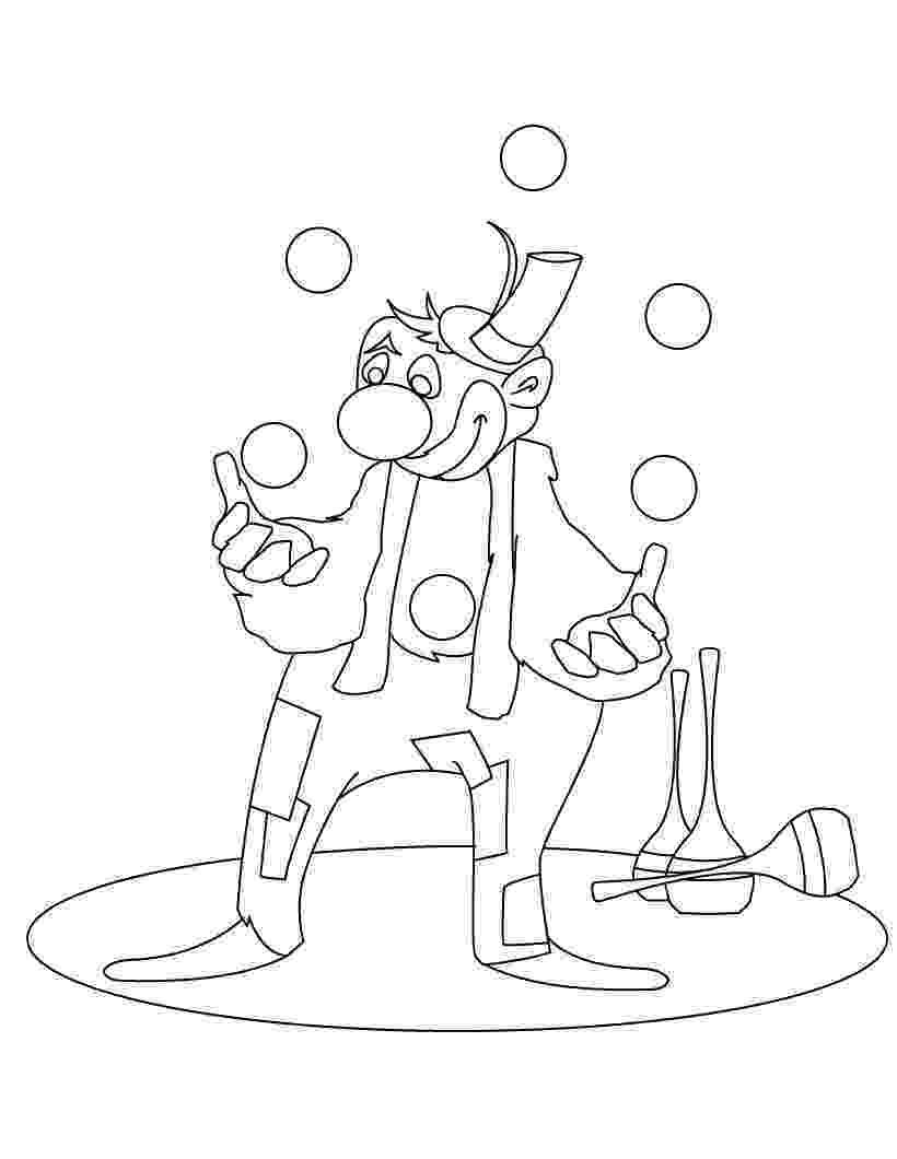 clown coloring pictures free printable clown coloring pages for kids pictures coloring clown 1 1