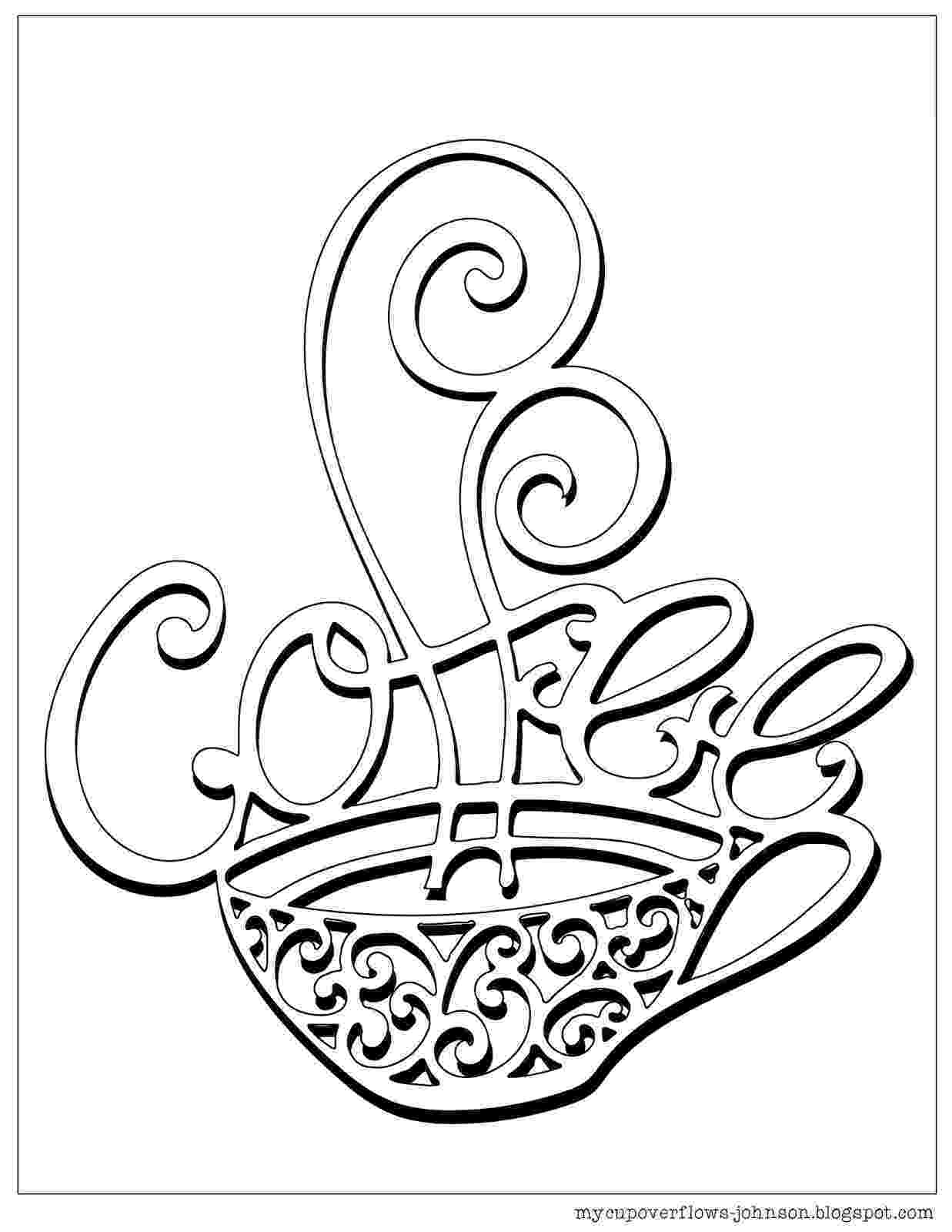 coffee cup coloring pages coffee mug free coloring pages for cup page 7943 coffee coffee coloring cup pages