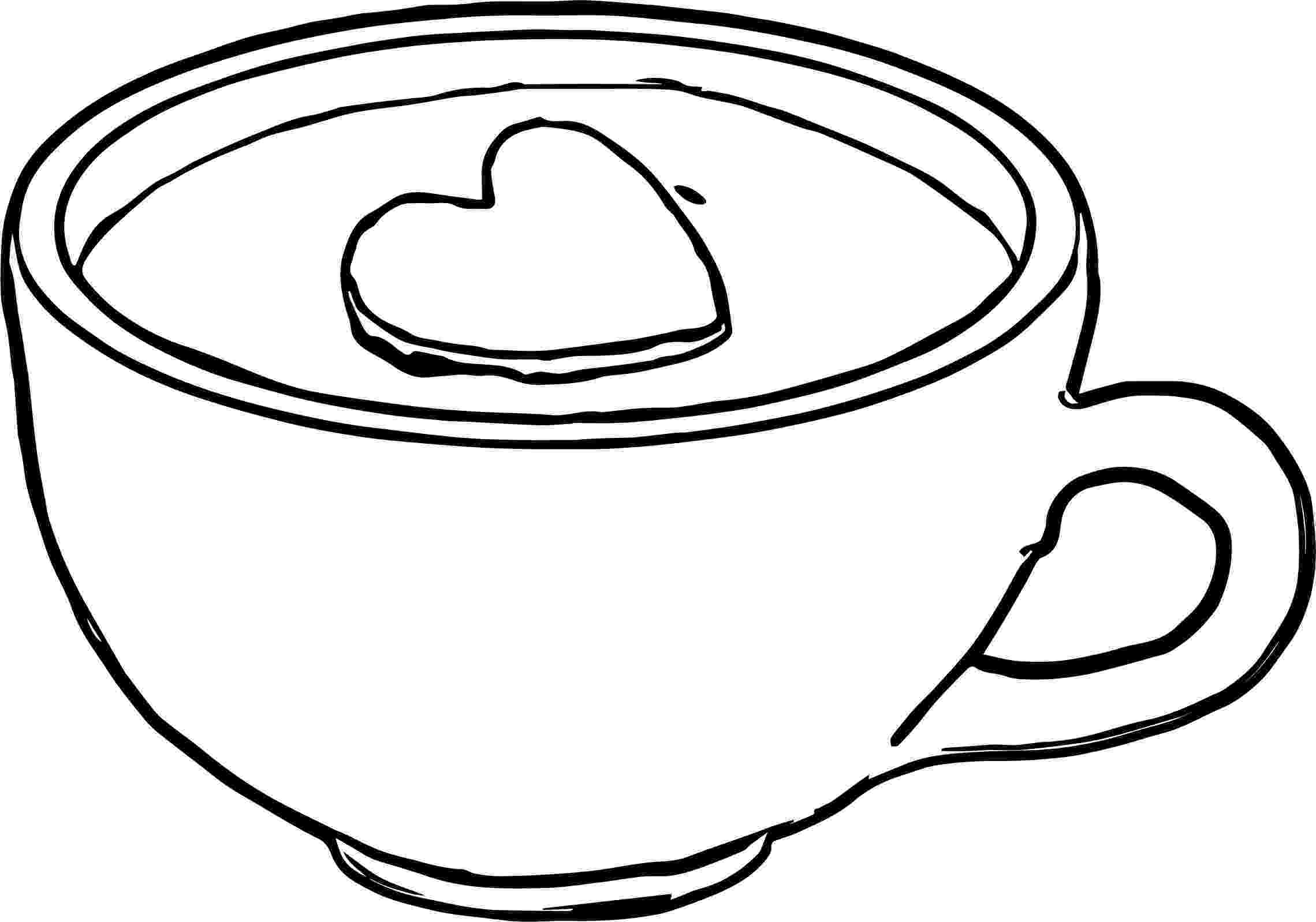 coffee cup coloring pages don39t eat the paste september 2010 coloring pages coffee cup