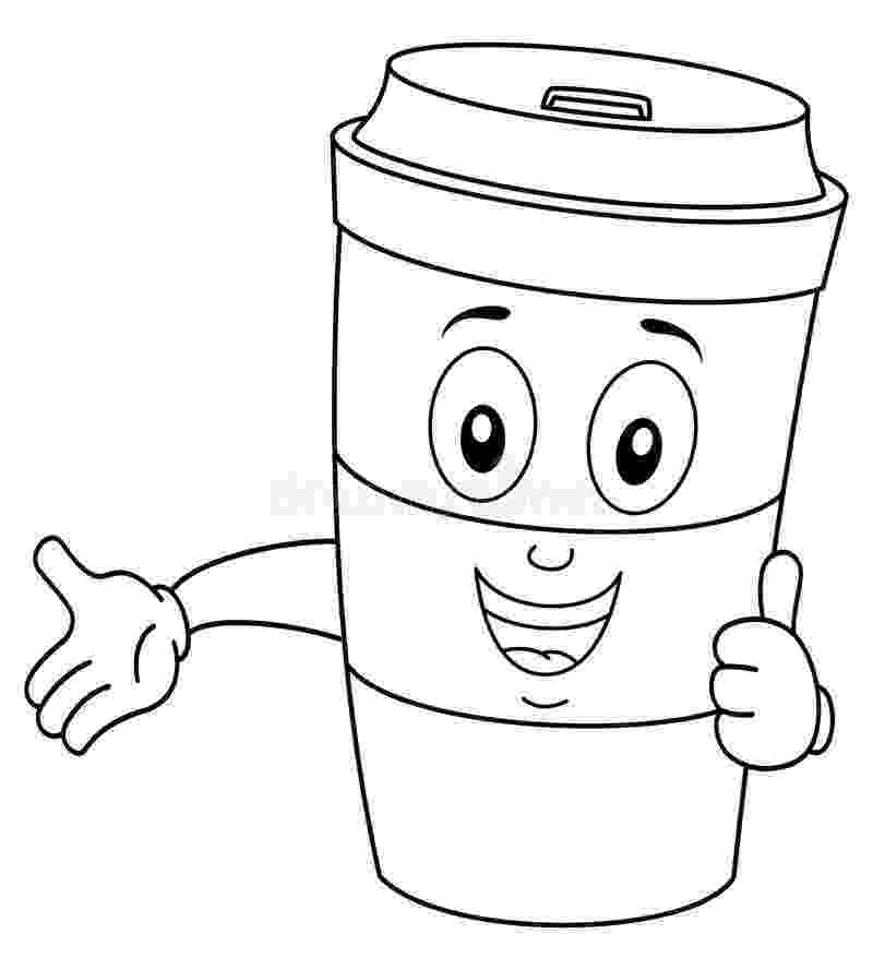 coffee cup coloring pages drinks coloring pages crafts and worksheets for coloring cup pages coffee