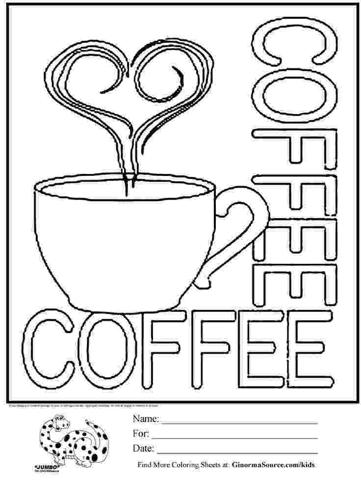 coffee cup coloring pages free coloring page coffee cup free coloring pages coffee cup pages coloring