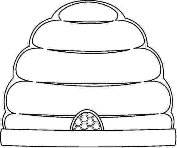 colmenas dibujos colorear dibujos de colmenas colmenas dibujos 1 1