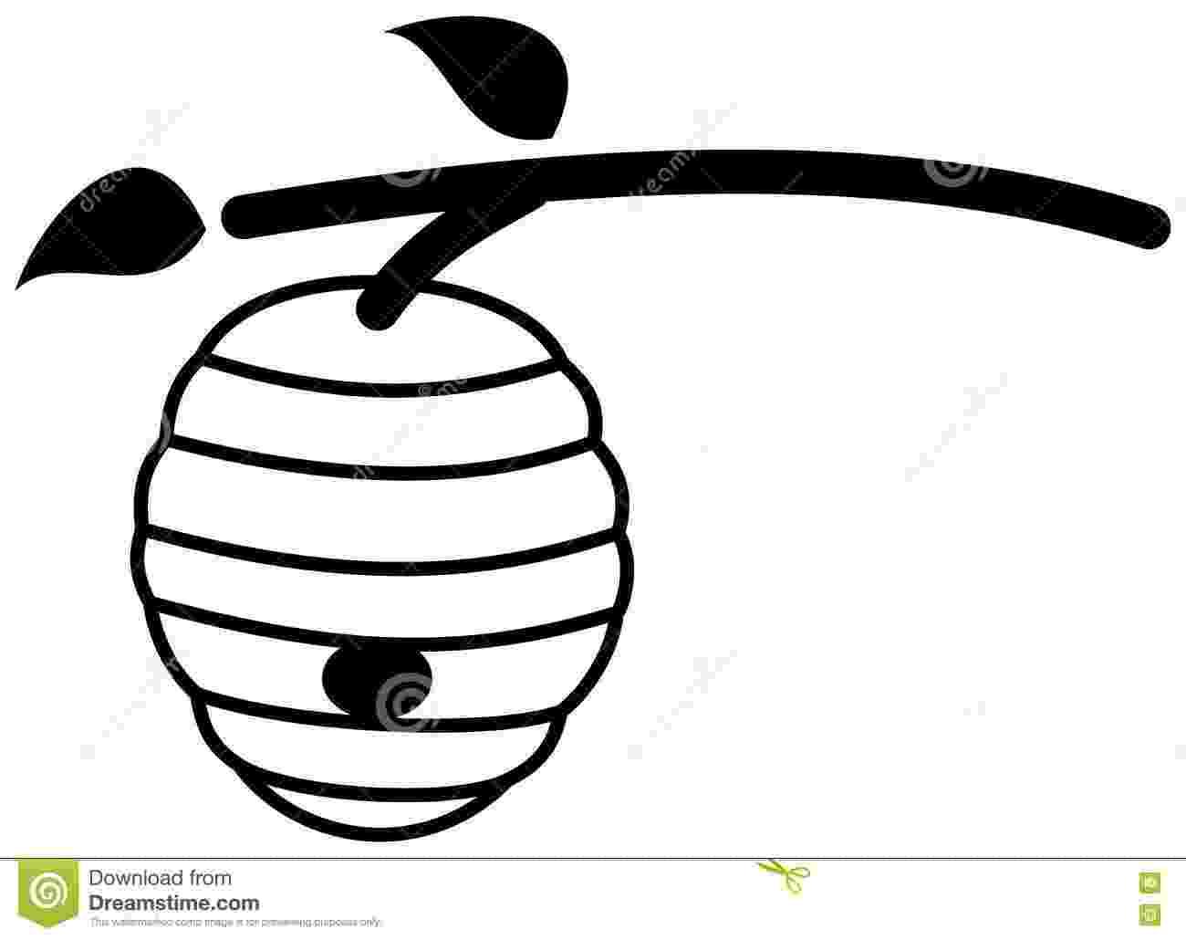 colmenas dibujos coloring page beehive dibujos colmenas