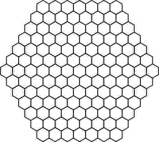 colmenas dibujos hexagon pattern art project pinterest hexagons dibujos colmenas