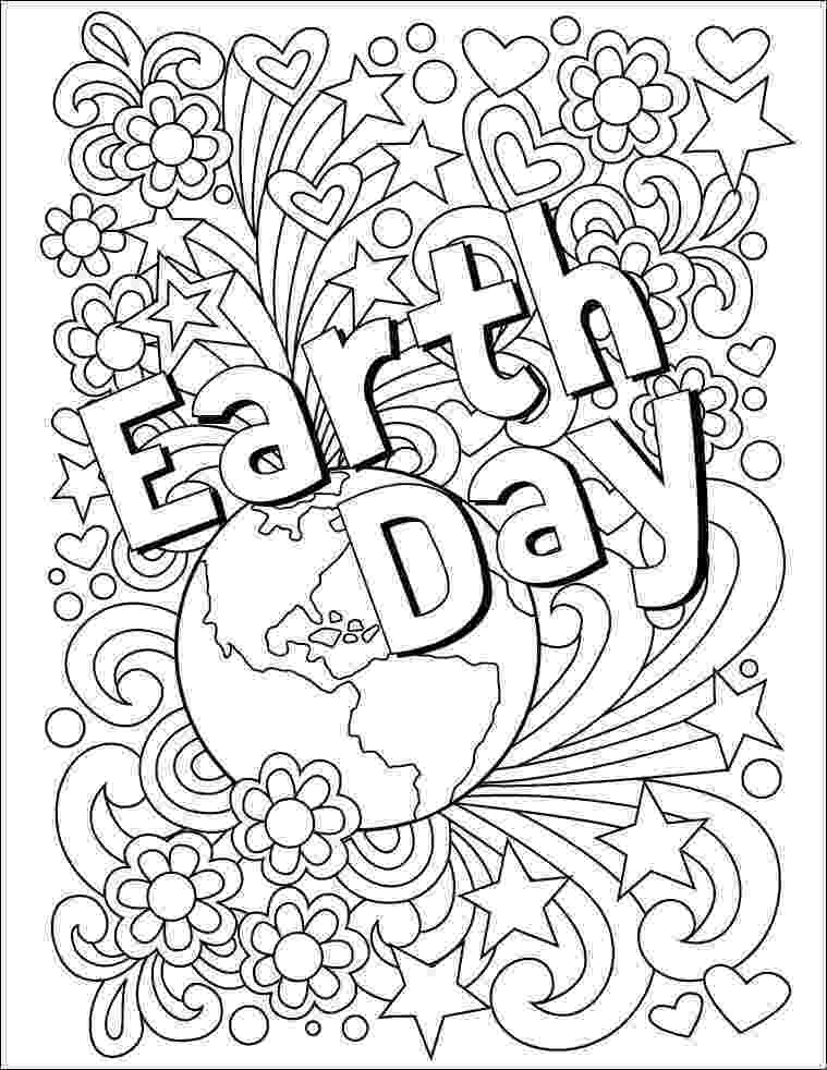 color day ideas earth day coloring page earth day coloring pages earth ideas color day