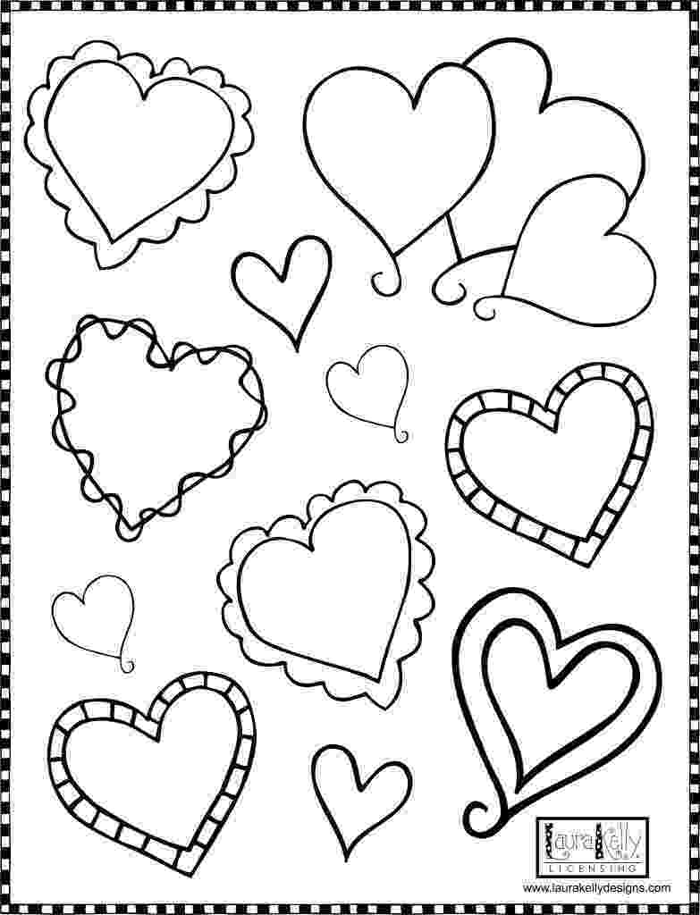 color day ideas february coloring pages printable valentines coloring day ideas color