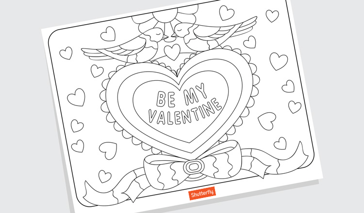 color day ideas free valentine39s day printables for kids shutterfly color ideas day