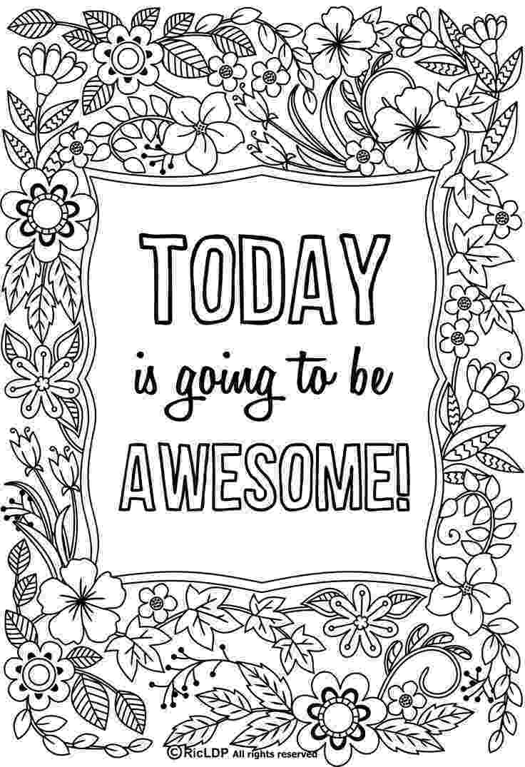 color day ideas two inspirational coloring pages quoti can do all things day color ideas