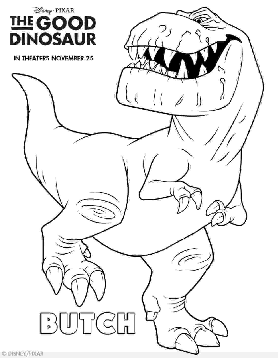 color dinosaur free printable dinosaur coloring pages for kids dinosaur color 1 3