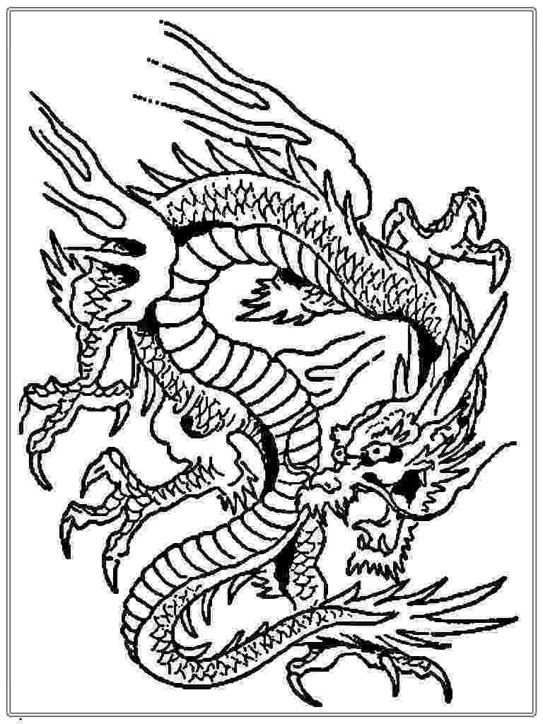 color dragon from quotdragon lifequot adult coloring book by nathaniel wake color dragon