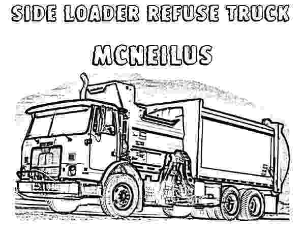 color garbage truck garbage truck daily activity coloring pages download truck color garbage