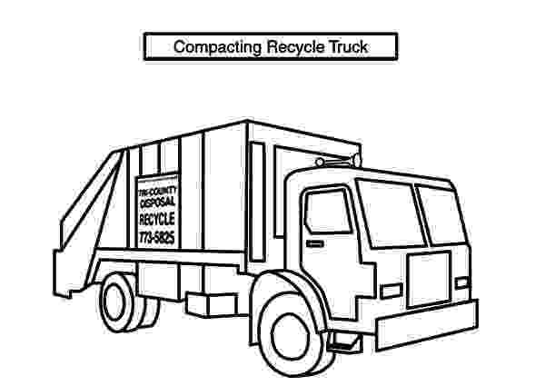 color garbage truck online coloring pages starting with the letter g garbage color truck