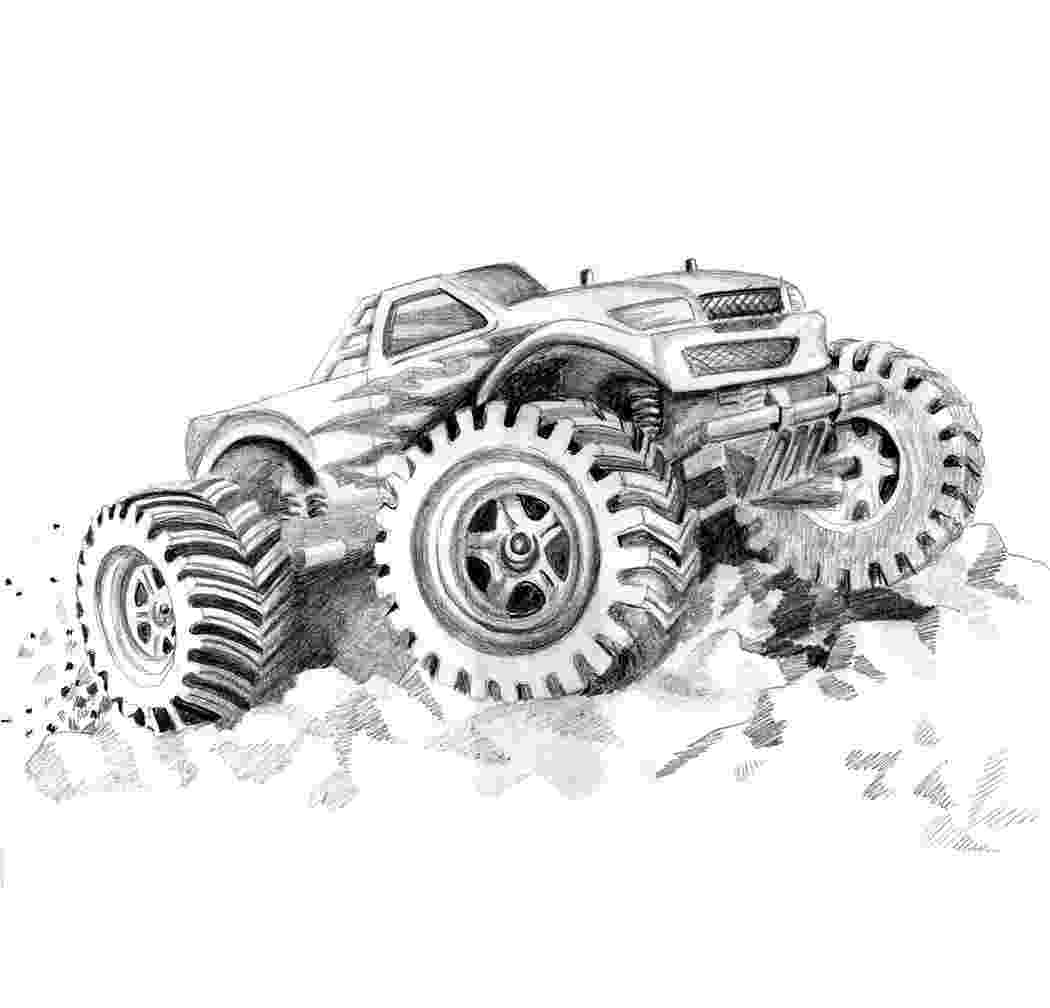 color monster trucks batman monster truck coloring page free printable trucks color monster