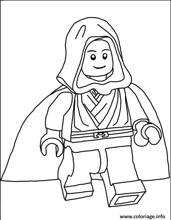 coloriage lego star wars coloriage à dessiner lego star wars à imprimer gratuit lego star wars coloriage