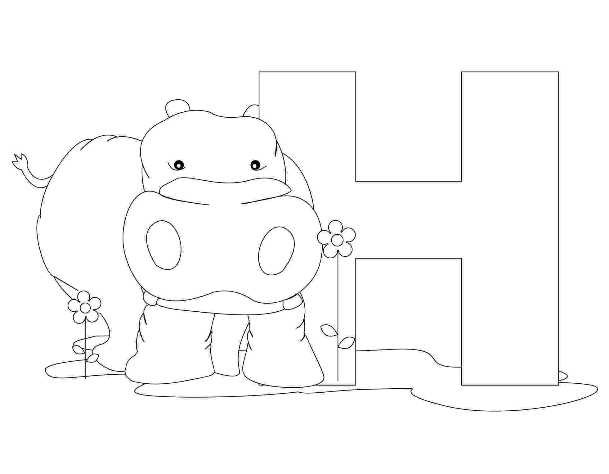 coloring animal alphabet free printable alphabet coloring pages for kids best alphabet coloring animal 1 1