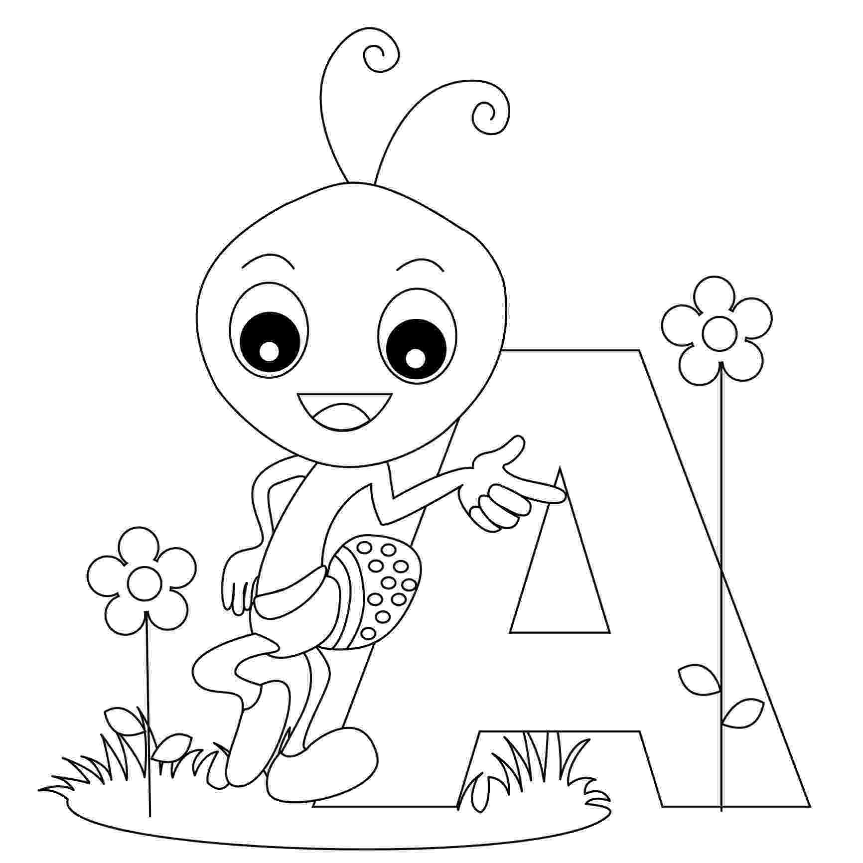 coloring animal alphabet free printable alphabet coloring pages for kids best alphabet coloring animal 1 3