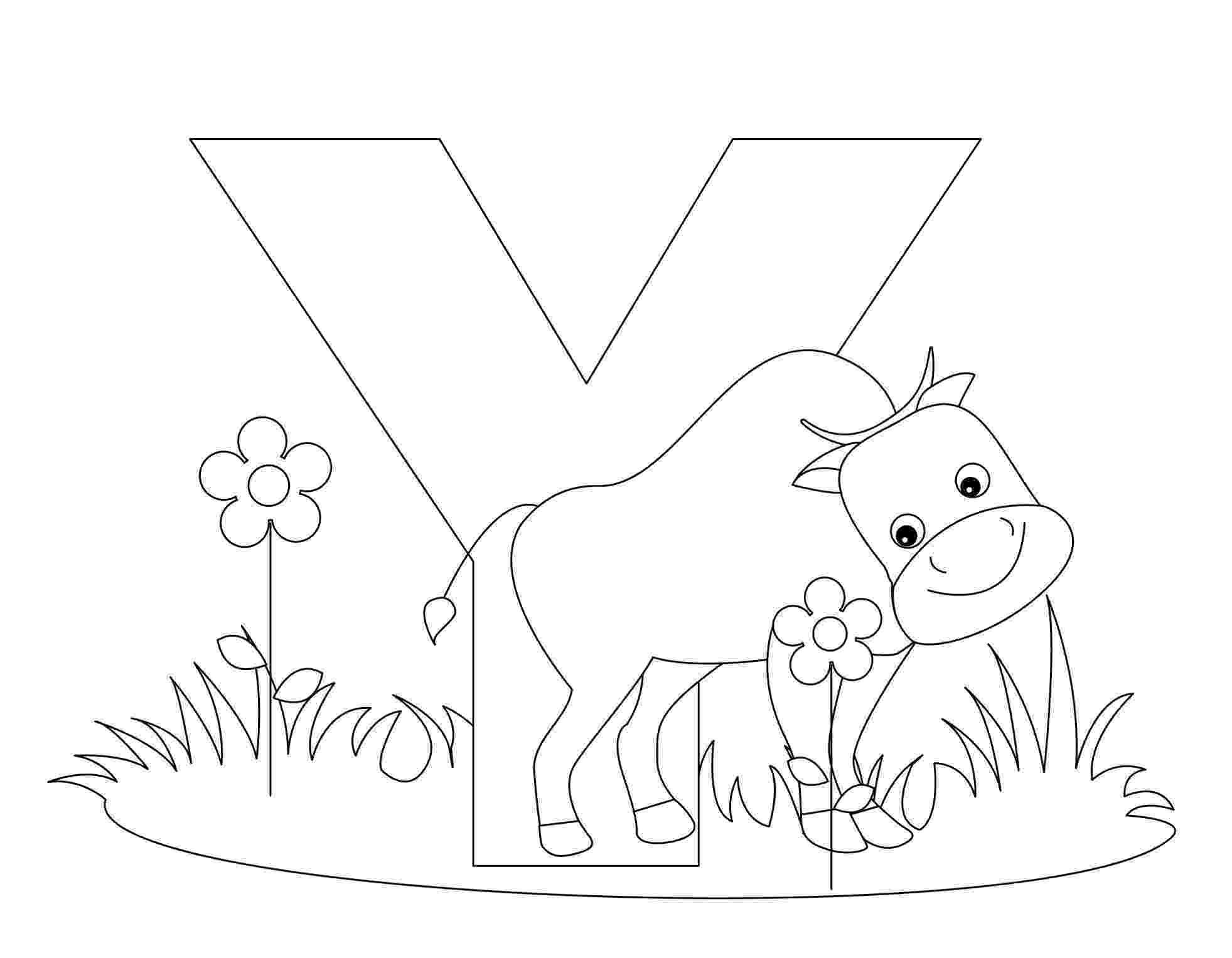 coloring animal alphabet free printable alphabet coloring pages for kids best animal alphabet coloring 1 2