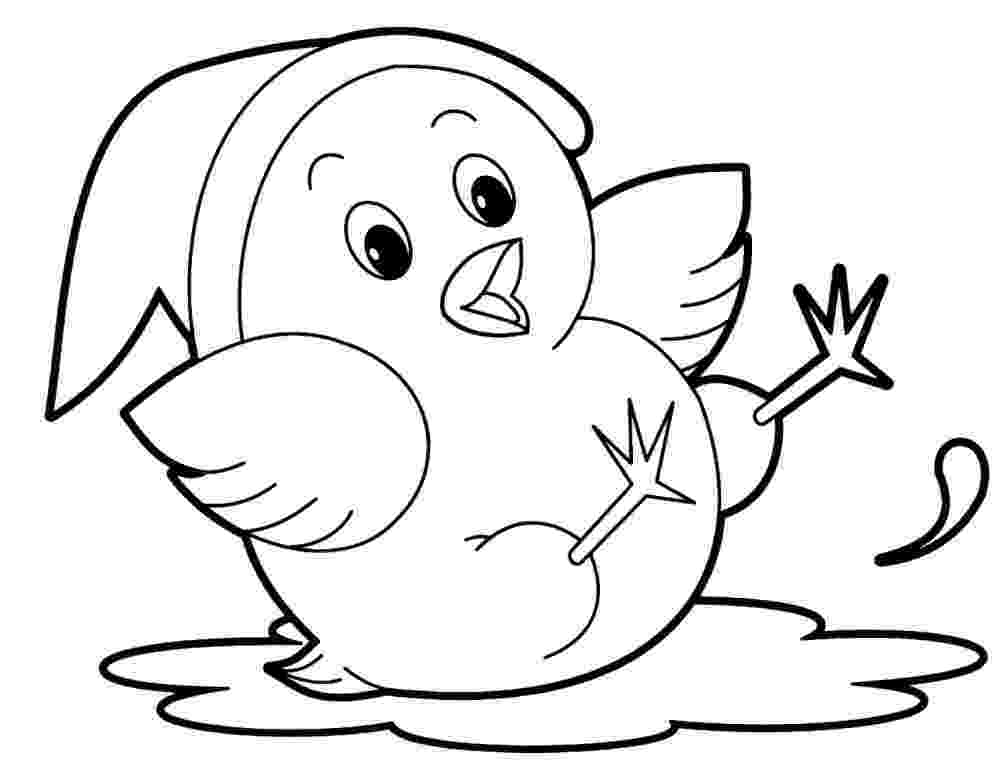 coloring baby animals baby animal coloring pages getcoloringpagescom baby animals coloring