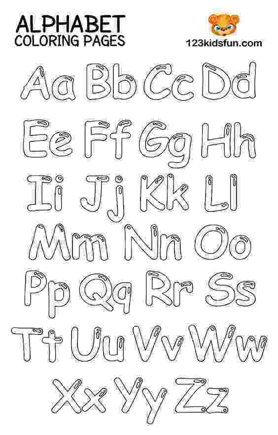coloring book alphabet printable alphabet coloring pages letters a j book coloring alphabet