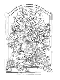 coloring book editor hanging basket of pansies and fuchsia images to color editor coloring book