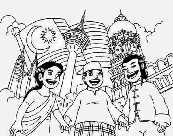 coloring book for adults in malaysia collection of colouring poster for bulan kemerdekaan adults coloring book malaysia for in