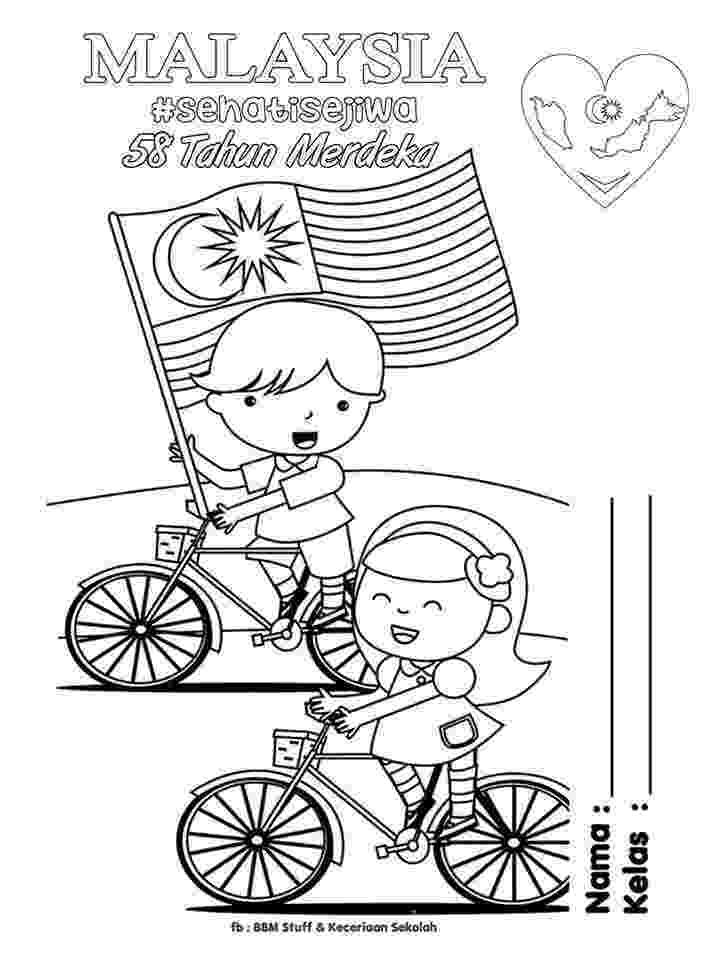 coloring book for adults in malaysia collection of colouring poster for bulan kemerdekaan in for book malaysia adults coloring