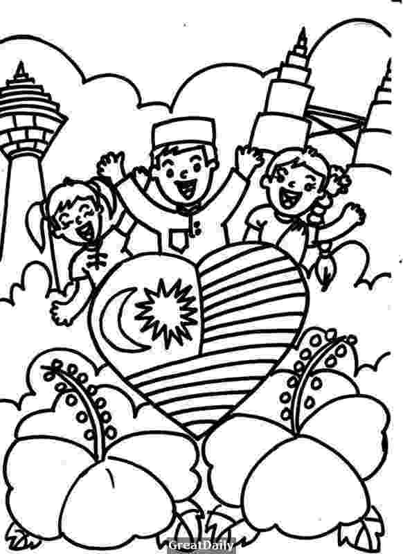coloring book for adults in malaysia malaysia coloring pages download and print for free adults book coloring for malaysia in