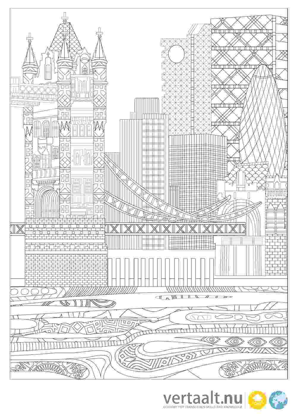 coloring book for adults london just published thomas flintham39s a stroll in london adults coloring for london book