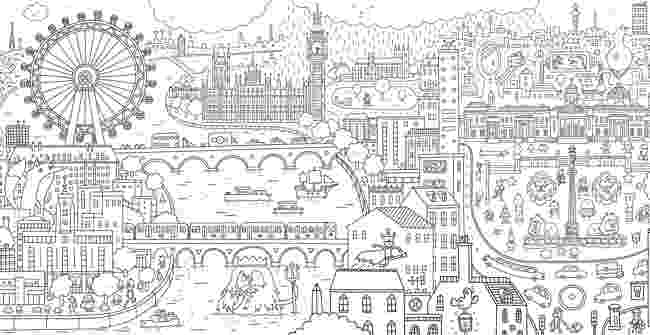 coloring book for adults london kleurplaat tower bridge google zoeken coloring pages coloring book london adults for