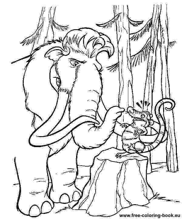 coloring book for age 2 coloring pages ice age page 2 printable coloring pages coloring 2 book age for 1 1