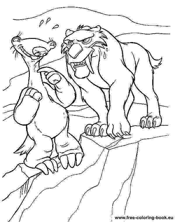 coloring book for age 2 kids n funcom 34 coloring pages of ice age 2 2 for age coloring book