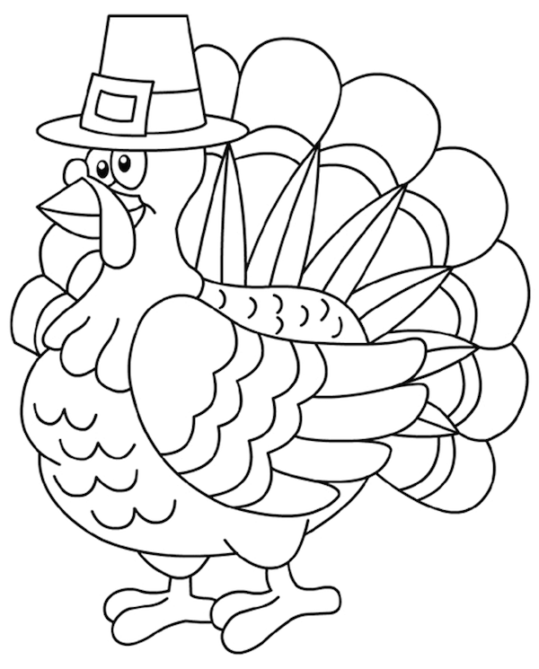 coloring book for thanksgiving happy thanksgiving coloring pages to download and print book for coloring thanksgiving