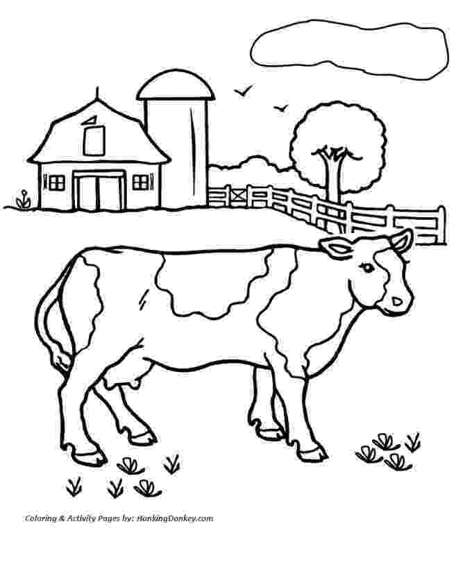 coloring book pages cow cow coloring free animal coloring pages sheets cow pages book cow coloring