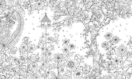 coloring books for adults secret garden secret garden colouring in for all life and style the for secret coloring books garden adults