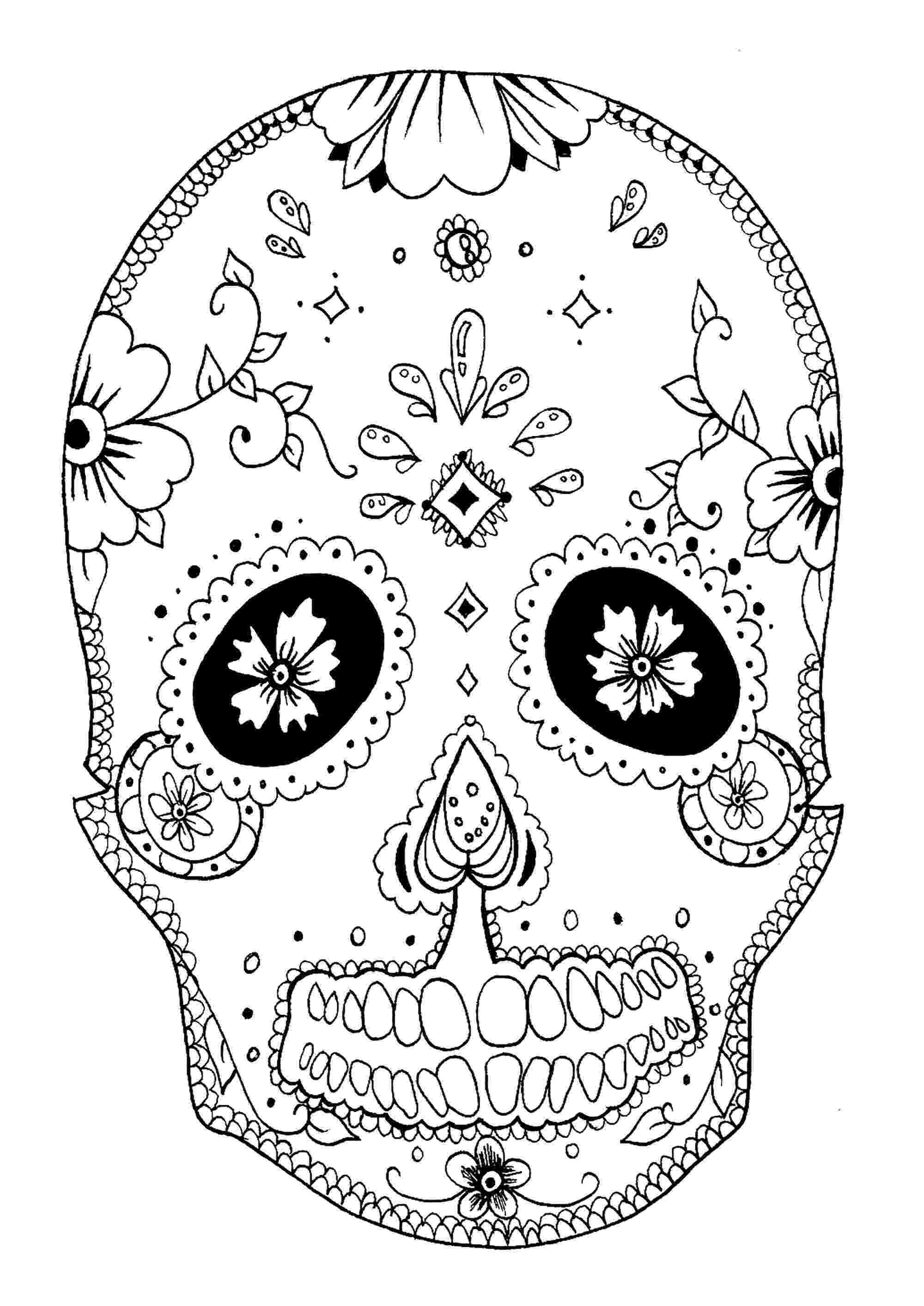 coloring books for grown ups dia de los muertos el dia de los muertos skull hand drawing el día de los books ups grown de los muertos coloring for dia