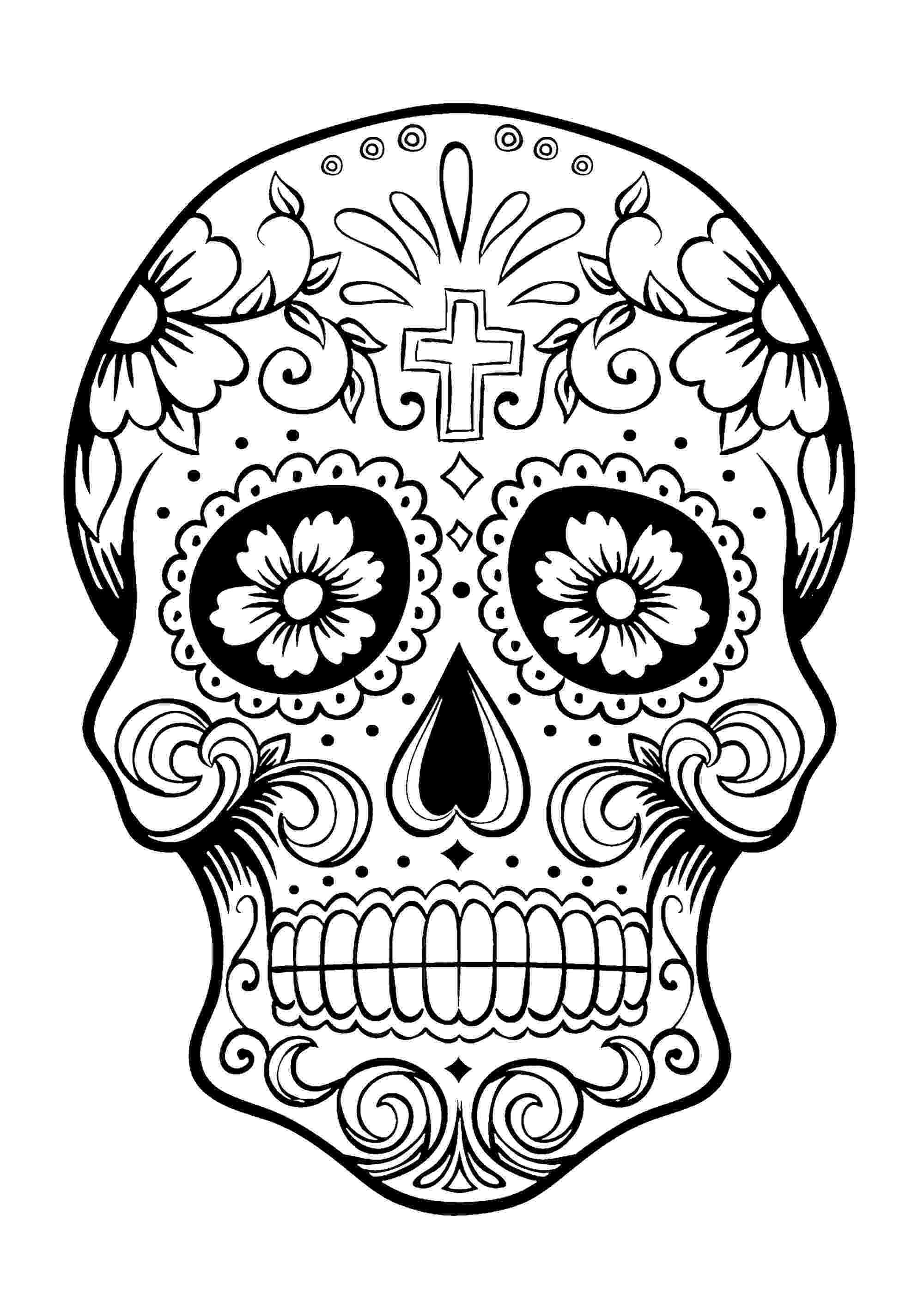 coloring books for grown ups dia de los muertos skull coloring pages for adults grown de ups for coloring dia los books muertos