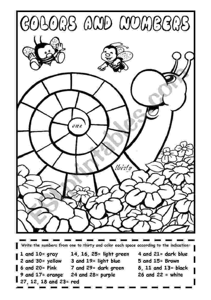 coloring by number worksheets printable color by numbers worksheets worksheets number coloring by